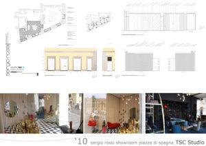 ©caprojects_TSC Studio experience_Sergio Rossi Showroom concept store Piazza di Spagna_Roma
